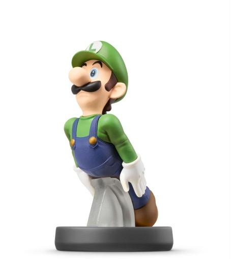 Luigi - Super Smash Bros. series