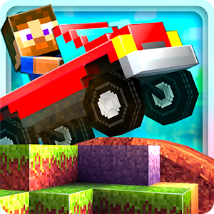Cover art Blocky Roads