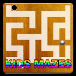 Game Mazes Baby Kids Free Icon