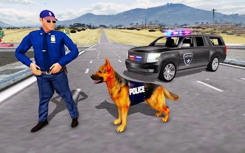 Police Dog Sim 2018 for pc