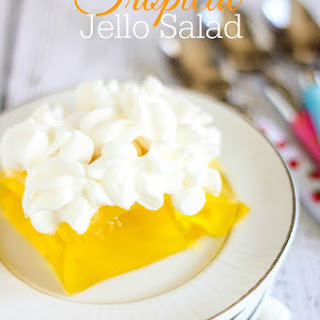 Tropical Jello Salad