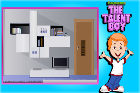 Escape Games : The Talent Boy - screenshot
