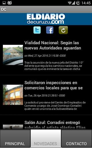 Radio Horizonte Curuzu Cuatia screenshot 3