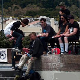 by John Alexander - Sports & Fitness Skateboarding