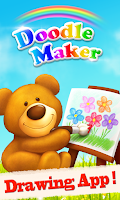 Screenshot of Doodle Maker 〜kids Paint〜