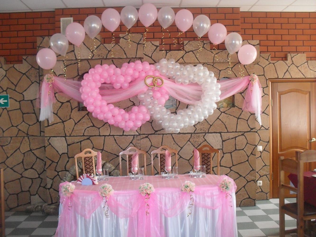Как украсить зал на свадьбу своими руками, фото, сколько стоит 26
