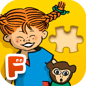 Cover art Pippi Puzzle
