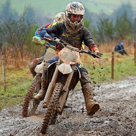 Motocross 2 by Marco Bertamé - Sports & Fitness Motorsports ( bike, rainy, motocross, weather, duel )