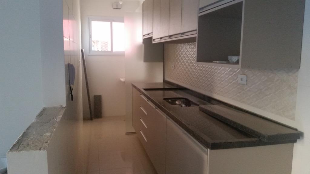 Apartamento com 2 dormitórios para alugar, 54 m² por R$ 1.700/mês - Jardim São Lourenço - Bragança Paulista/SP