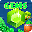 Free Gems clash royale Simulated