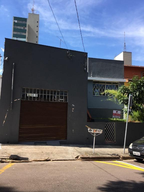 [Casa residencial para locação, Chácara Urbana, Jundiaí.]