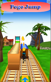 Subway Nano Ninja Surfer- screenshot thumbnail
