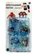 3D Crystal Puzzle Пингвин S