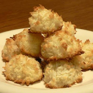 Coconut Butter Macaroon Recipes