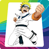 App Learn To Draw Naruto APK for Kindle