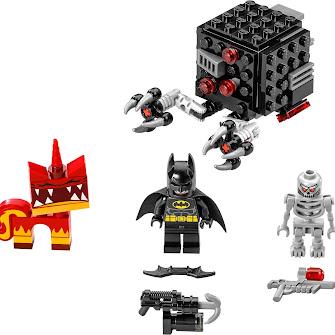 Бэтмен и атака Злой Китти