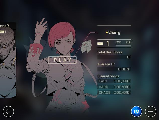 Cytus II Screenshot