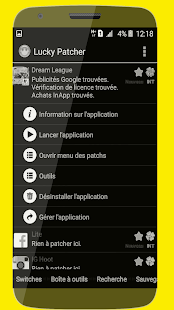 Free Lucky Patcher APK for Windows 8