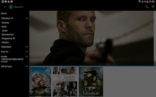 Screenshot of TIMvision