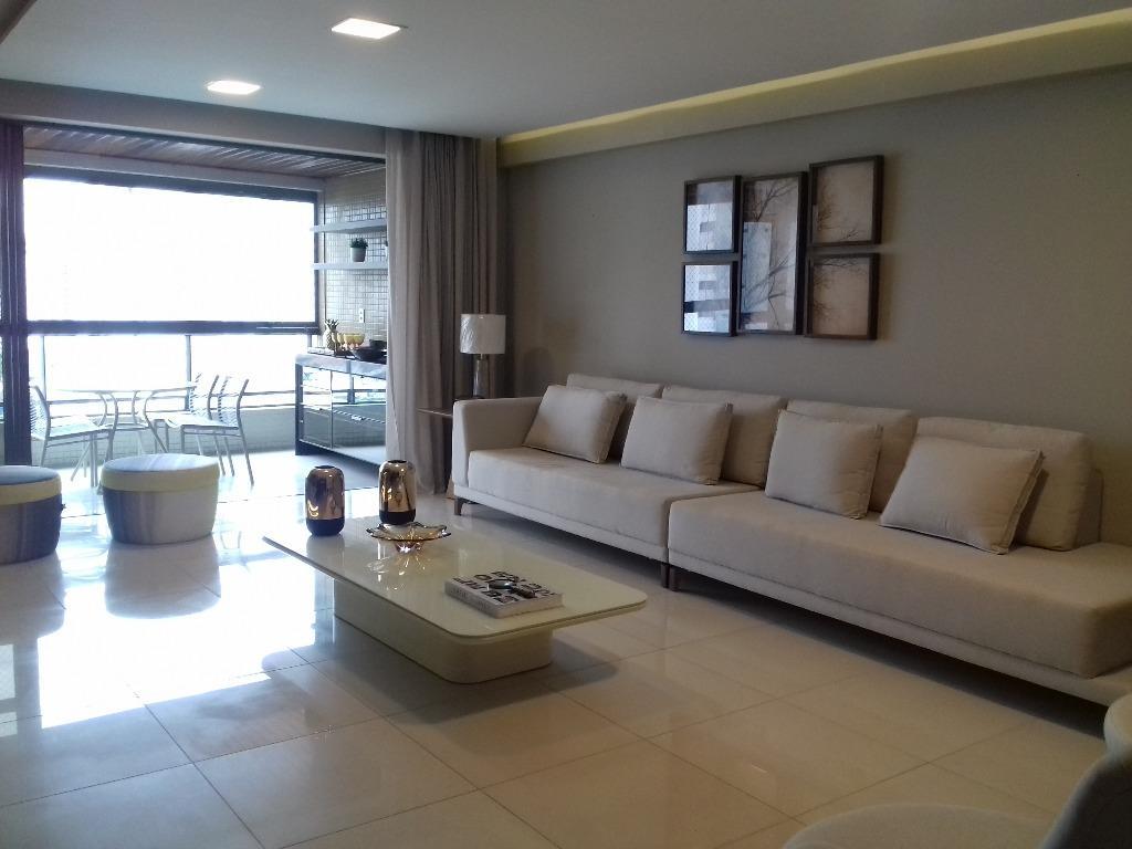 Apartamento residencial à venda, Jardim Luna, João Pessoa - AP3768.