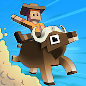 Download Rodeo Stampede: Sky Zoo Safari APK on PC