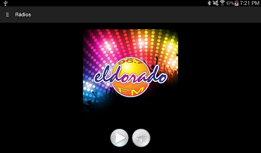 Rádio Eldorado - 97.5 FM - screenshot