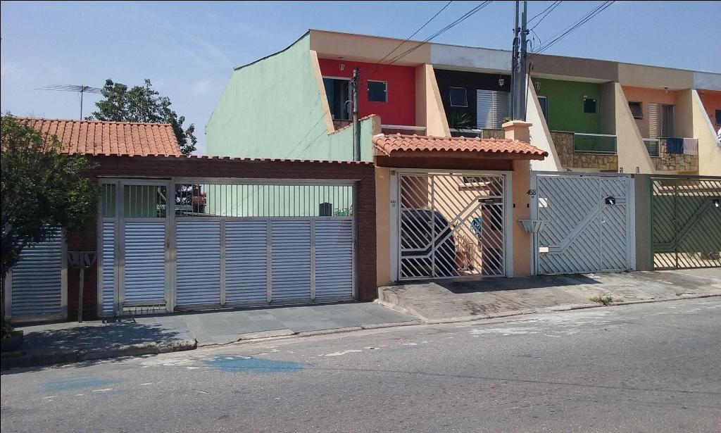 Casa Sobrado à venda, Jardim Santo Onofre, São Paulo