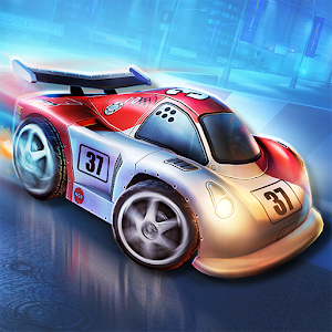 Cover art Mini Motor Racing WRT