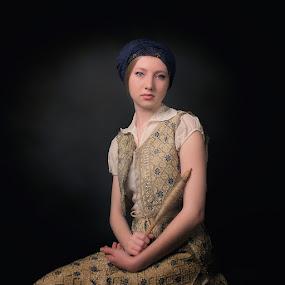 by Fira Alexandra - People Portraits of Women