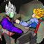 Goku Future Xenoverse battle