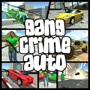 San Andreas V: Gang Crime Auto For PC