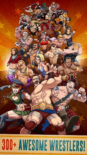 The Muscle Hustle: Slingshot Wrestling For PC