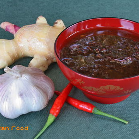 Chinese Sauces - Black Bean Sauce