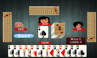 Screenshot of Rummy Free
