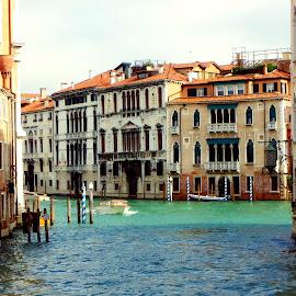 Venice Beauty by Magdalena Dedić - Novices Only Landscapes ( venezia, street, venice, sea )