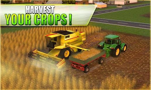 Farm Tractor Simulator 3D APK baixar