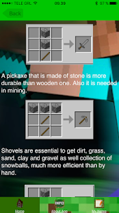 Video Guides for Minecraft - screenshot