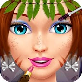Game Cave Girl Salon Makeover APK for Windows Phone
