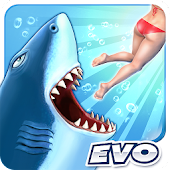 Hungry Shark Evolution Icon