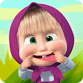 Download Android Game Masha and the Bear: Kids Games for Samsung