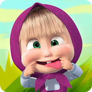 Download Masha and the Bear Child Games for Windows Phone