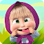 Game Masha and the Bear: Kids Games APK for smart watch