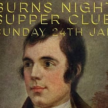Burns Night Supper Club