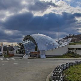 Turda Salt Mine by Agatanghel Alexoaei - Buildings & Architecture Other Exteriors