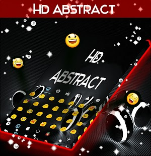 HD Abstract for S5 Keyboard - screenshot