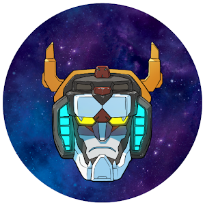 Voltron Stickers Icon