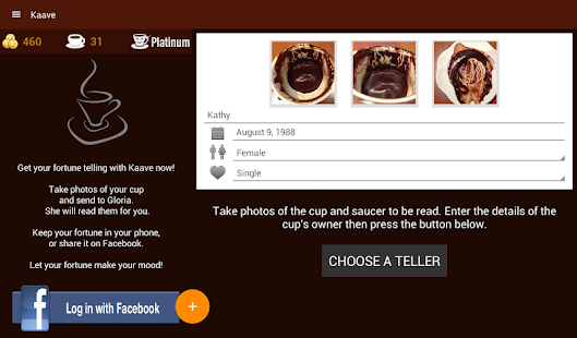 App Kaave - Coffee Cup Readings APK for Kindle
