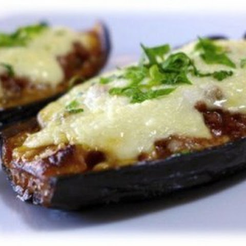 Low Carb Greek Style Eggplants