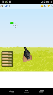 skeet shooting games - screenshot