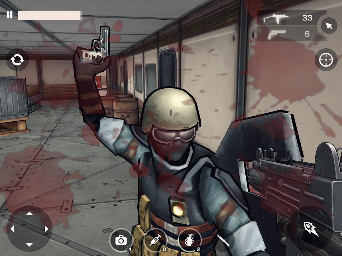 Major Gun : war on terror Screenshot 12